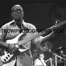 "Musician Meshell Ndegeocello 8""x10"" BW Concert Photo"