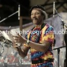 Neville Brothers Charles Neville at Woodstock 8x10 Color Concert Photo