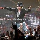 "Guns N' Roses Singer Axl Rose 8""x10"" Color Concert Photo"