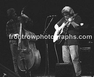 "JGB - Jerry Garcia 8""x10"" BW Concert Photo"