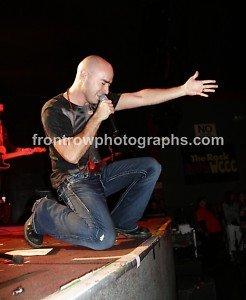 """Live Ed Kowalczyk 8""""x10"""" Color Concert Photo"""