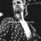 """Mike & The Mechanics Guitarist Mike Rutherford 8""""x10"""" BW Concert Photo"""