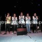 "Huey Lewis & the News 8""x10"" Color Concert Photo"