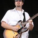 """Lettuce Guitarist 8""""x10"""" Color Concert Photo"""