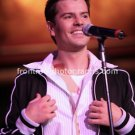 "Jordan Knight 8""x10"" Color Concert Photo"