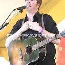 "Musician Josh Ritter 8""x10"" Color Concert Photo"