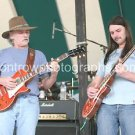"Dickey & Duane Betts Color 8""x10"" Concert Photo"