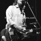 """Grateful Dead Guitarist Bob Weir 8""""x10"""" BW Concert Photo"""
