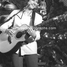 """Musician Amy Grant 8""""x10"""" BW Concert Photo"""