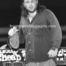 "Comedian Bobcat Goldthwait 8""x10"" BW Concert Photo"