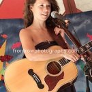 "Musician Sarah Lee Guthrie 8""x10"" Color Concert Photo"