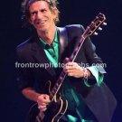 "Rolling Stones Guitarist Keith Richards 8""x10"" Color Concert Photo"