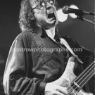 "Musician Jack Bruce 8""x10"" BW Concert Photo"