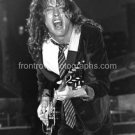 """Angus Young of AC/DC """"Collectors"""" 8""""x10"""" B&W Photograph"""