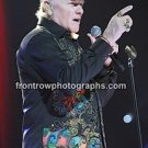 "Beach Boys Singer Mike Love 8""x10""  Color Concert Photo"