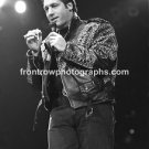 """Comedian Andrew """"Dice"""" Clay 8""""x10"""" BW Concert Photo"""
