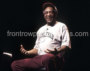 "Bill Cosby Color 8""x10"" Concert Photo"
