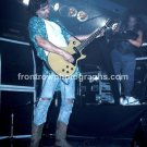 """Billy Squier Full Body 8""""x10"""" Color Concert Photo"""