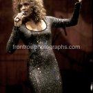 "Singer Whitney Houston 8""x10"" Color Concert Photo"