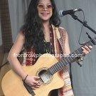 "Musician Zee Avi 8""x10"" Color Concert Photo"