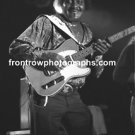"Guitarist Albert Collins 8""x10"" BW Concert Photo"