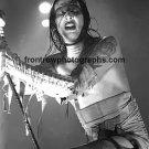 "Singer Marilyn Manson 8""x10"" BW Concert Photo"