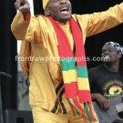 """Singer Jimmy Cliff 8""""x10"""" Color Concert Photo"""