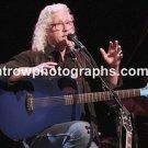 "Storyteller Arlo Guthrie 8""x10"" Color Concert Photo"