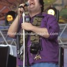 "Blues Traveler John Popper 8""x10"" Color Concert Photo"