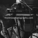"Musician Michael McDonald 8""x10"" BW Concert Photo"