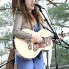"Musician Lauren Shera 8""x10"" Color Concert Photo"