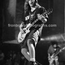"""Candlebox Guitarist Peter Klett 8""""x10"""" BW Concert Photo"""