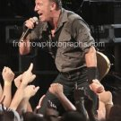 "Musician Bruce Springsteen 8""x10"" Color Concert Photo"