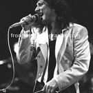 "Journey Singer Steve Perry 8""x10"" BW Concert Photo"