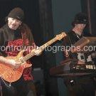 """Carlos Santana & his son  Salvador 8""""x10"""" Concert Photo"""