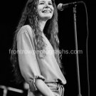 "Singer Edie Brickell 8""x10"" Black & White Concert Photo"