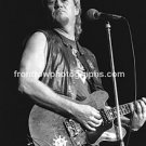 """Ten Years After Alvin Lee 8""""x10"""" BW Concert Photo"""