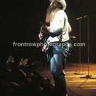 """ZZ Top Billy Gibbons 8""""x10"""" Color Concert Photo"""