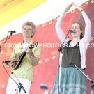 "Musician Dan Zanes & Elizabeth Mitchell 8""x10"" Photo"