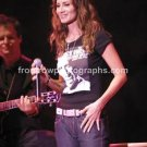 """Singer Chely Wright 8""""x10"""" Color Concert Photo"""
