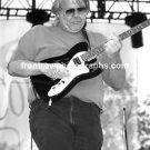 """Musician Al Anderson 8""""x10"""" Black & White Concert Photo"""