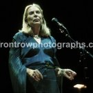"Musician Joni Mitchell 8""x10"" Color Concert Photo"