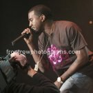 """Kanye West 8""""x10"""" Color Concert Photo"""