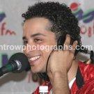 "SInger Mario Vasquez 8""x10"" Press Conference Photo"