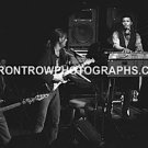 "Neville Brothers Keyboardist Ivan Neville 8""x10"" BW Concert Photo"