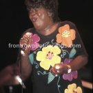 "SInger Koko Taylor 8""x10"" Color Concert Photo"