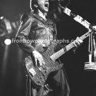 "Bon Jovi Bassist Alec John Such 8""x10"" BW Concert Photo"