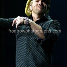 """Toby Keith Color 8""""x10"""" Concert Photograph"""