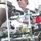 """Percussionist Mickey Hart 8""""x10"""" Color Concert Photo"""