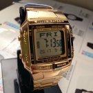 Men's Casio Databank Iluminator Watch DB-360G-9A Brand New